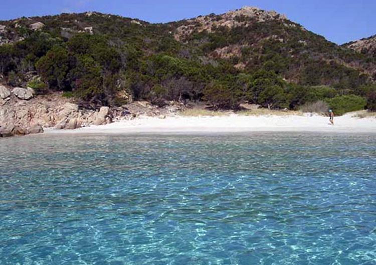 Bed And Breakfast La Fonda Palau Sardinia Italy Location